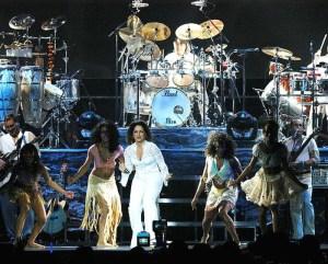 Gloria Estefan en concierto